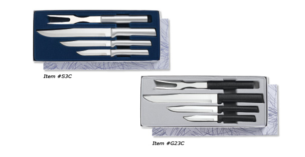 If you love preparing foods like roasts than the Prepare Then Carve Gift Set is the best cutlery set for you.