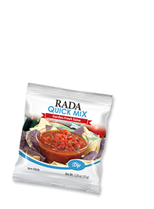 Garden Fresh Salsa Quick Mix Package