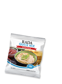 Sriracha Ranch Dip Quick Mix Package