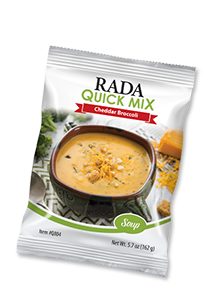 Cheddar Broccoli Soup Quick Mix Package