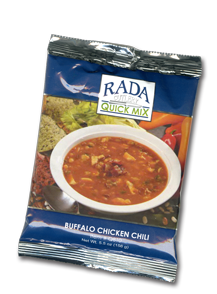 Buffalo Chicken Chili Quick Mix Package