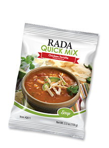 Chicken Tortilla Soup Quick Mix Package