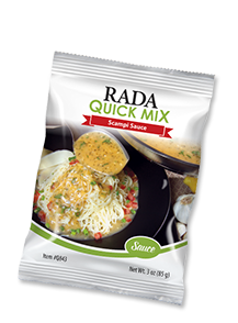 Scampi Sauce Quick Mix Package