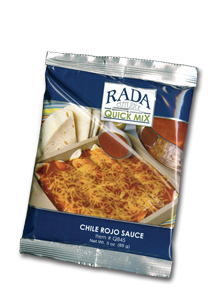 Chile Rojo Sauce Quick Mix Package