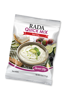 Key Lime Sweet Dip Quick Mix Package