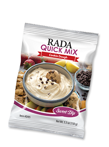 Cookie Dough Sweet Dip Quick Mix Package