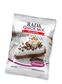 S'mores No-Bake Cheesecake Quick Mix Package