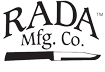 Rada Mfg. Co. logo with knife
