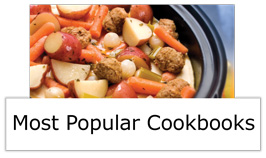 Most Popular Cookbooks category button image
