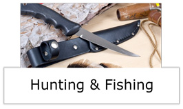 Hunting & Fishing category button image