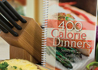 Low calorie recipe cookbook, all the recipes are 400 calories or less.
