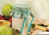 Gift in a jar cookie recipes, homemade gift ideas.