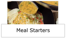 Meal Starters category button image