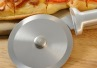 Pizza Cutter with the aluminum handle made in the USA.