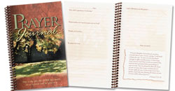 image of Prayer Journal