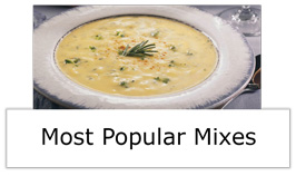 Most Popular Mixes category button image