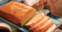 image of Toasted Coconut Pound Cake