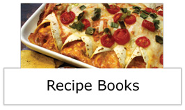 Recipe Books category button image