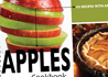 Apples cookbook made by Rada Cutlery.