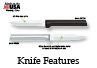 The Regular paring knife is the perfect sized knife that you can use for all your cutting needs.