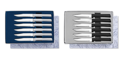 image of Six Serrated Steak Knives Gift Set