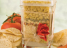 Tortilla soup recipe for gifts in a jar.