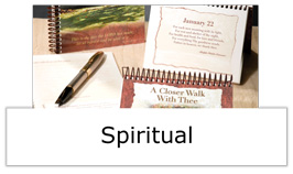 Spiritual category button image