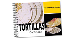 image of 101 Recipes With Tortillas