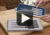 Four Serrated Steak Knives Gift Set - Video introduction
