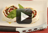 A video on how to make Caprese roll ups.