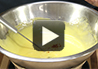 Watch this video recipe and create your own Hollandaise sauce to serve over poached eggs or green vegetables.