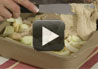 "Easy recipe for baked apple cobbler made in a 8"" square baking pan."