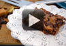A video recipe by Kristi on how to make Luscious Caramel Brownies.