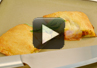 A video recipe on how to make homemade calzones.