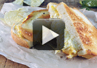 Video on how to make an Ultimate Grilled Cheese Sandwich.
