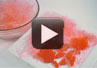 A video demonstration and recipe on how to make homemade cotton candy.