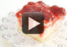 A video recipe on how to make a Cherry Poke cake.