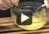 A video recipe on how to make homemade mayonnaise