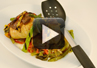 A video on how to make Pepper jack stuffed chicken rolls with Chef Ted.