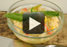 A video recipe on how to make simple risotto.