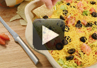 A video recipe on how to make Skinny Taco Dip