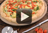 A video on how to make Spinach Artichoke Pizza using the Q603 mix as the sauce.