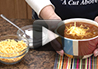 A video recipe on how to make Taco Bowtie Soup.