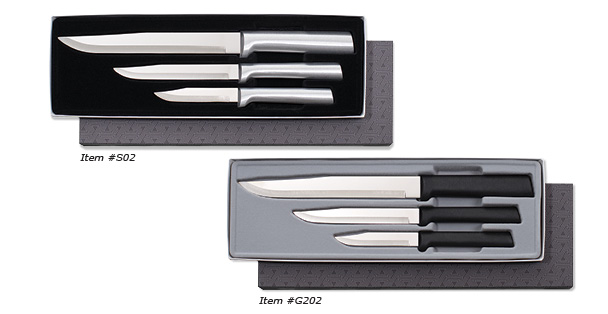 The perfect gift for new homeowners is the Housewarming Cutlery Gift Set.