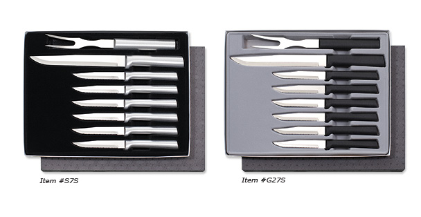 The Meat Lover's Gift Sets are quality cutlery sets made in the United States.