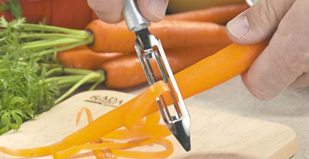Delightful Rada Cutleryu0027s Vegetable Peeler Is Mad In The USA. This Bestselling Vegetable  Peeler Is One
