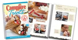 Click here to view the Campfire Treats Cookbook.