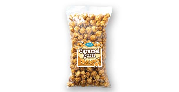 Old-Fashioned Caramel Popcorn