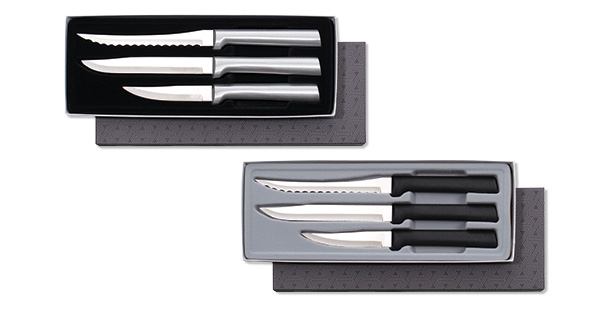 Cooking Essentials Gift Set Silver and Black