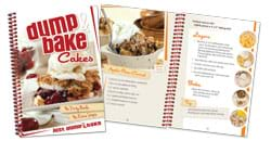 Dump and Bake Cakes Cookbook.